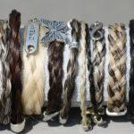 Armbanden van paardenhaar